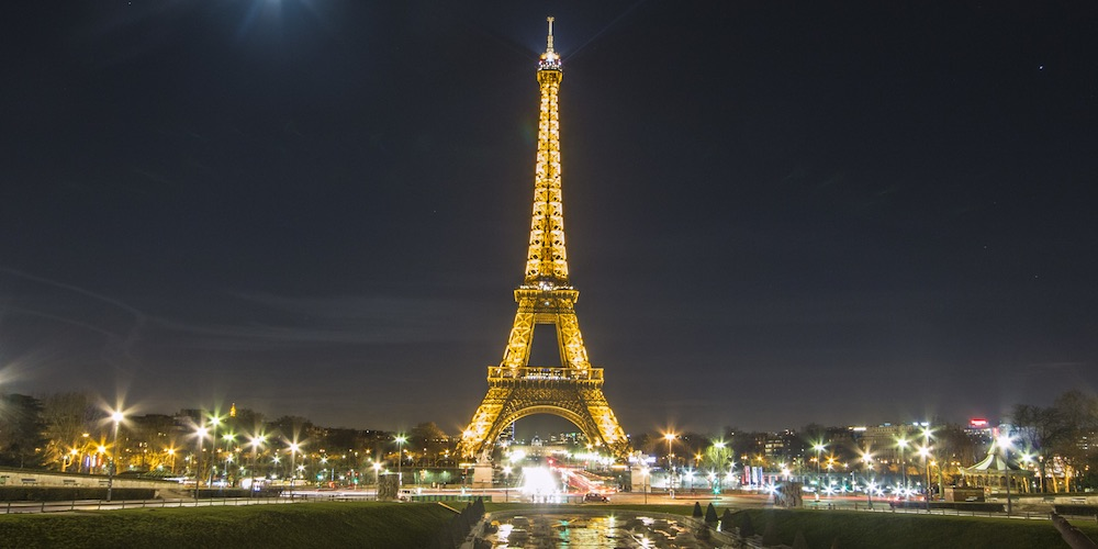 Dinner on the Eiffel Tower + River Cruise