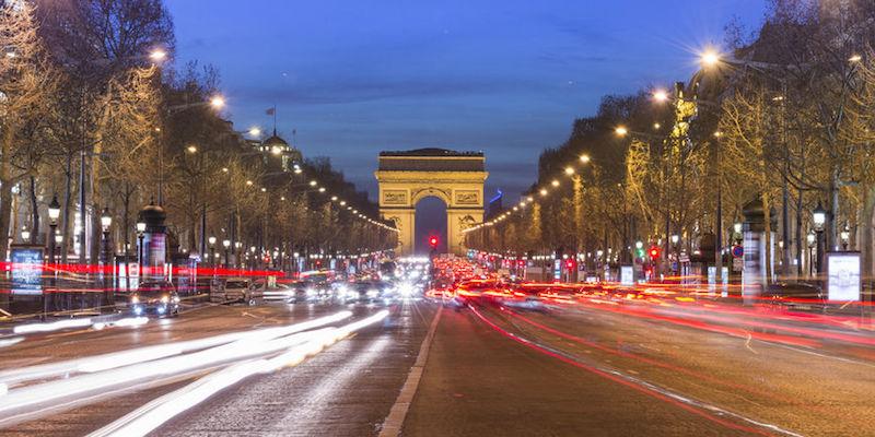 Arc de Triomphe – Champs Elysées – Tuileries