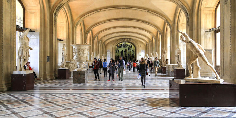 3 ways to skip the lines at the louvre