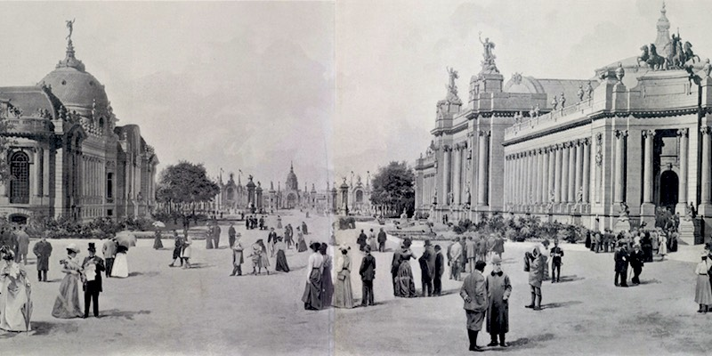 The 1900 Paris Expo