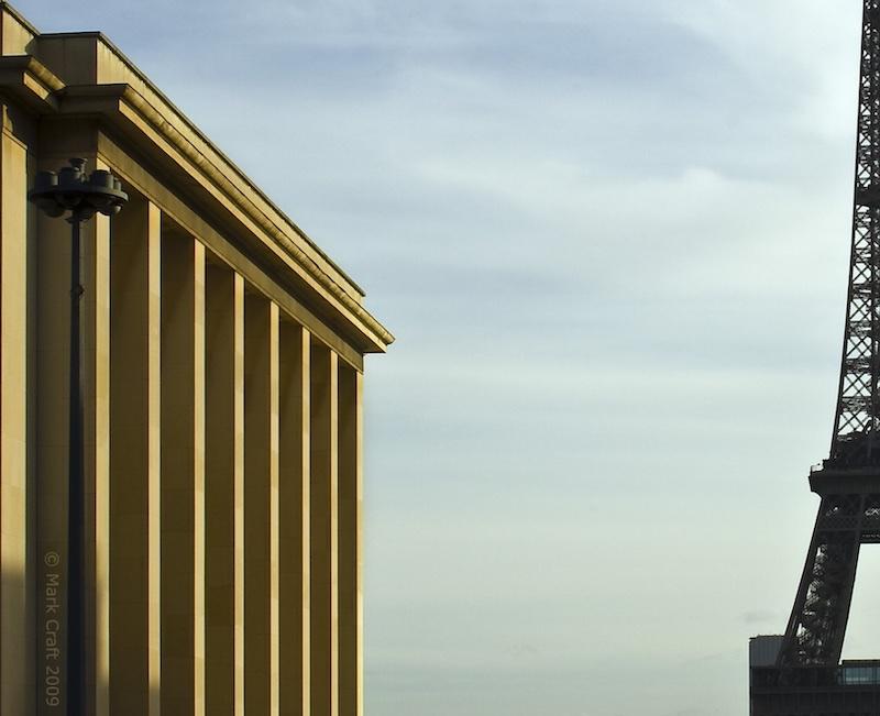 Palais de Chaillot, Trocadero, 2007