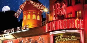 An Evening Out at Moulin Rouge