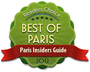 Best of Paris Badge