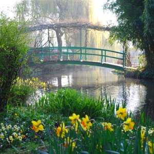 Visit Monet's Gardens