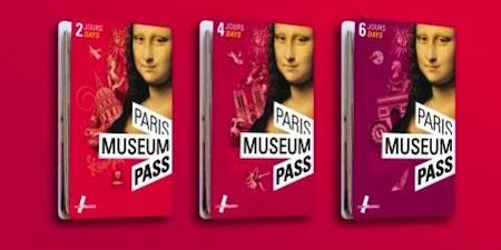 Paris Museum Pass
