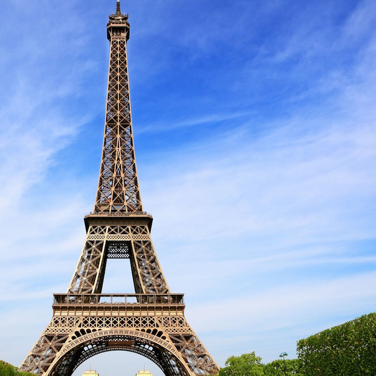 Link to Eiffel Tower Tours