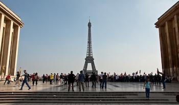 Trocadero – Eiffel Tower – Quai Branly