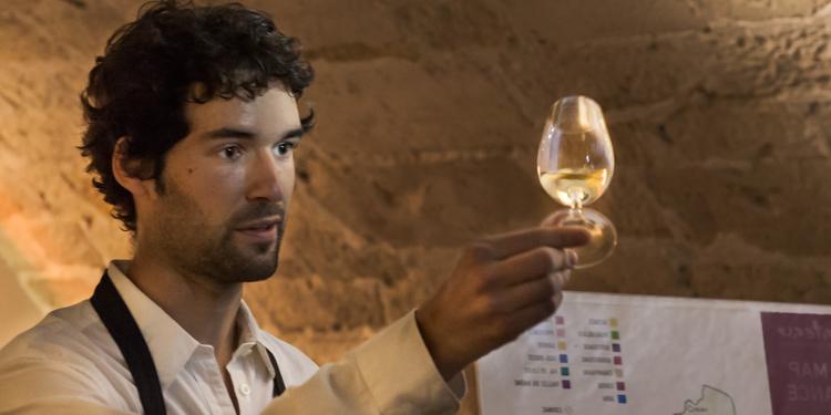 Fine French Wine Tasting