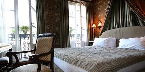 Hotels in Paris-Latin Quarter