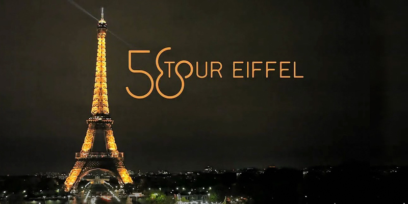 Eiffel Tower Gourmet Dinner