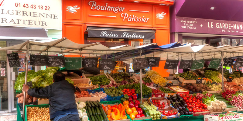Aligre Street Market