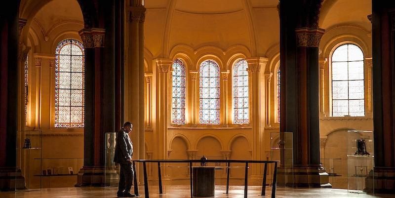 Arts et Metiers Museum, chapel
