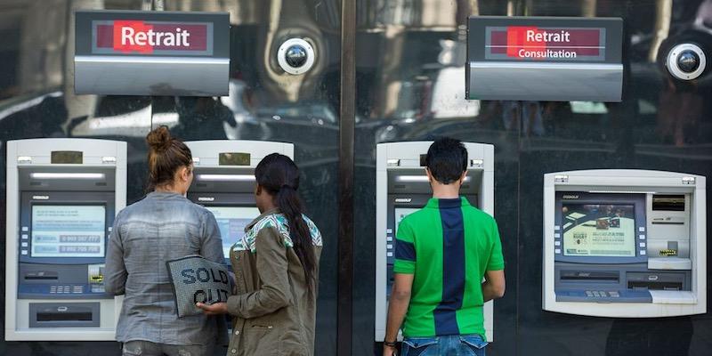 Paris Cash Machine