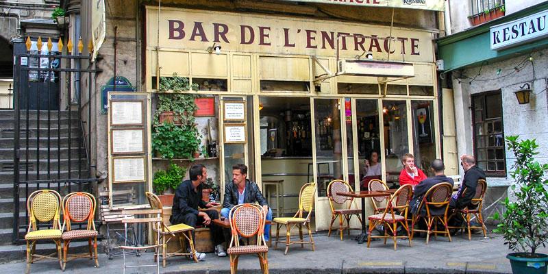 Bar de L'Entracte