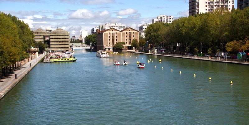 Basin de la Villette