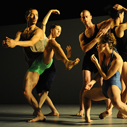 Batsheva Dance Company at the Paris Opera