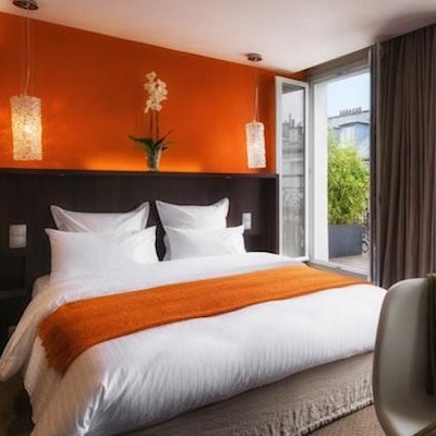 Paris Boutique Hotels