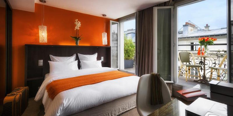 Beauséjour Montmartre Hotel