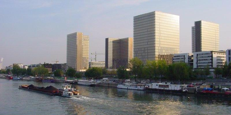 Bibliothèque François-Mitterrand