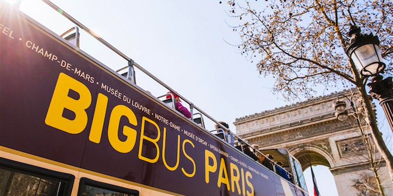 Open Air Bus Tours