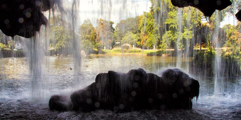 Grande Cascade waterfall