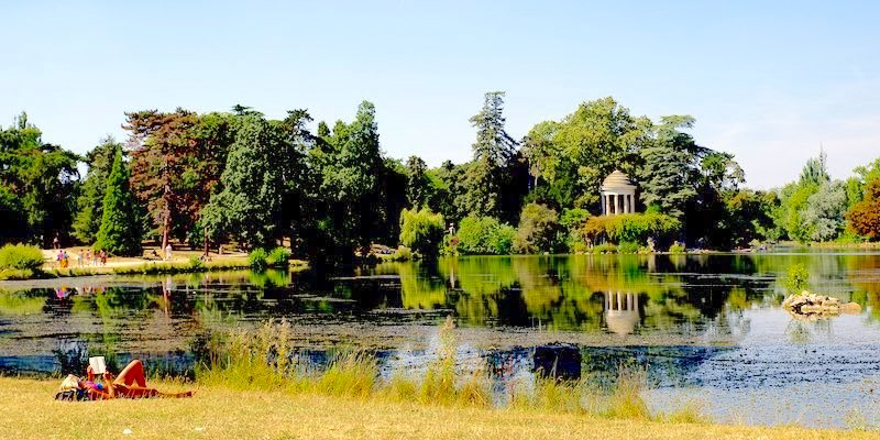 jardin porte de vincennes Each of the parku0027s four lakes was designed to reflect the era of  Romanticism. The three artificial lakes, and one natural lake, were  carefully designed to ...