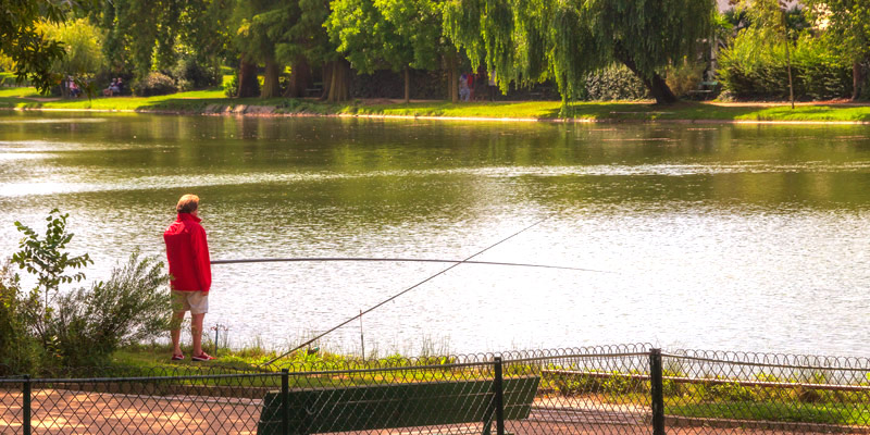 Bois de Vincennes, photo by Mark Craft