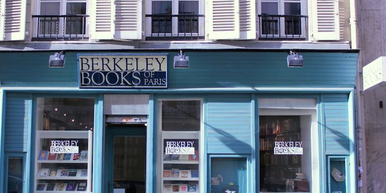 Berkeley Books of Paris