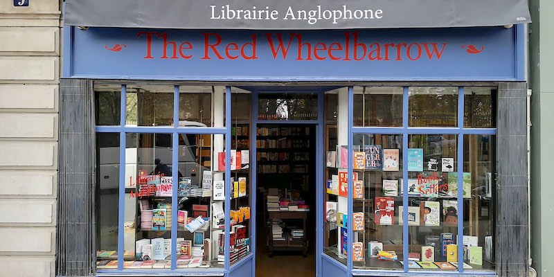 The Red Wheelbarrow Bookshop