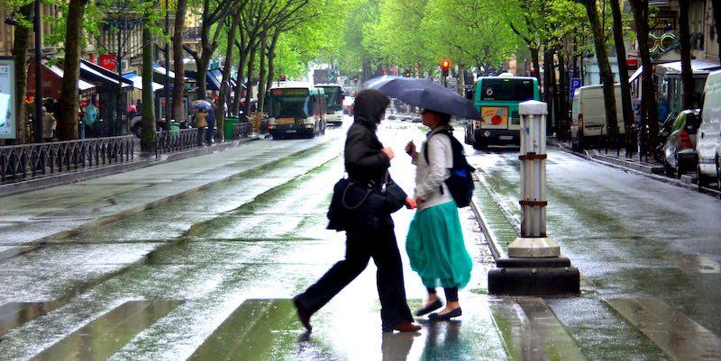Boulevard Saint-Michel by Paris Daily Photo
