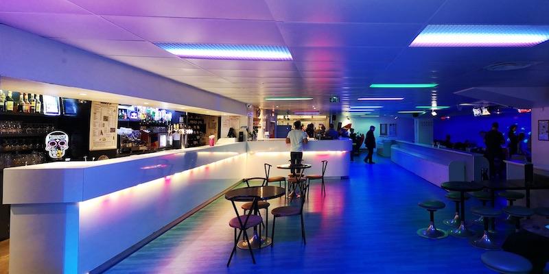 Bowling Front de Seine
