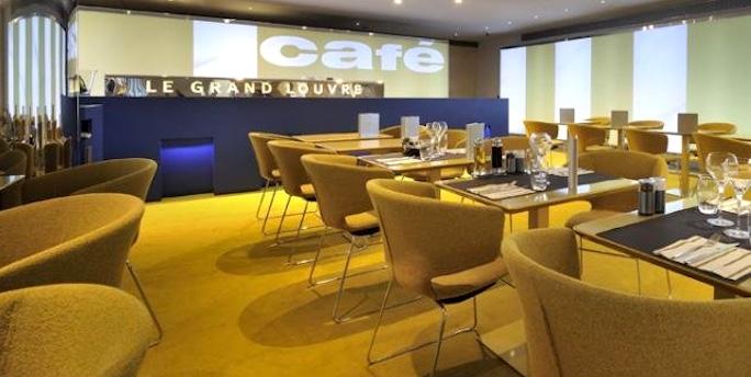 Café Grand Louvre