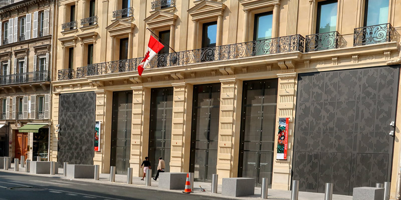 Canadian Embassy Information