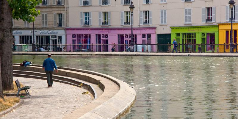 Seine River Cruise & Paris Canals Tour