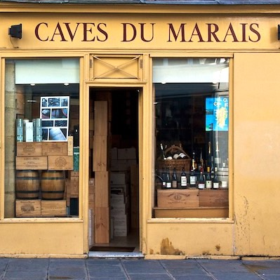 Food & Wine of the Marais