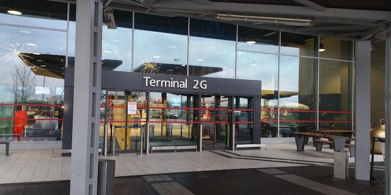 Charles de Gaulle Terminal 2G