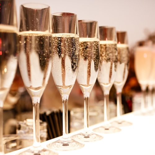 Champagne Tasting for Two