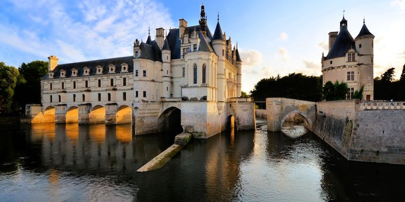 Magnificent Chateaux of the Loire Valley