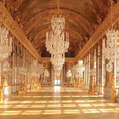 Link to Chateau de Versailles Tours