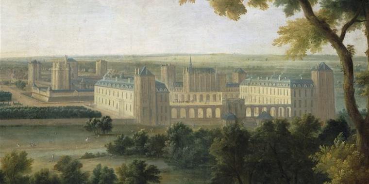 Chateau de Vincennes 1724