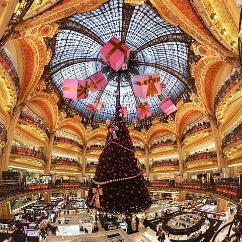 Paris Christmas Food & Decorations Walking Tour