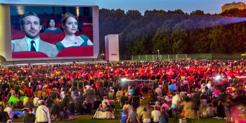 Cinema En Plein Air 2020