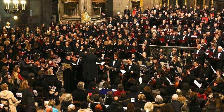 Classical Music at Paris Churches