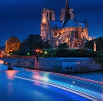 Eiffel Tower, Moulin Rouge & Seine River Cruise