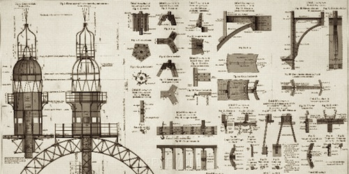 Eiffel Tower Technical Drawings History of The Eiffel Tower