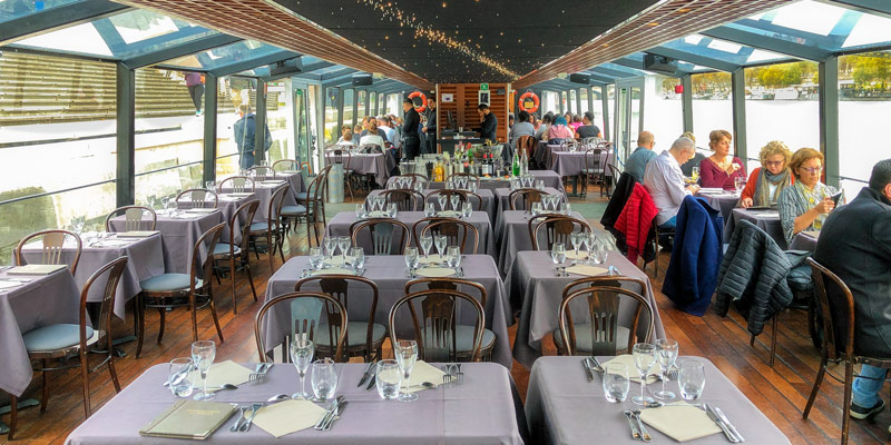 Seine River Lunch Cruise