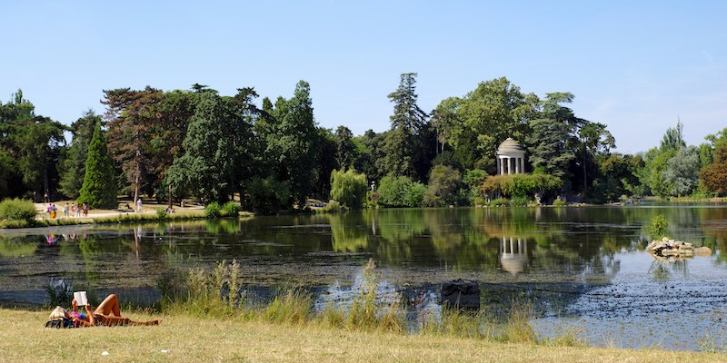 Bois de Vincennes & Temple of Love
