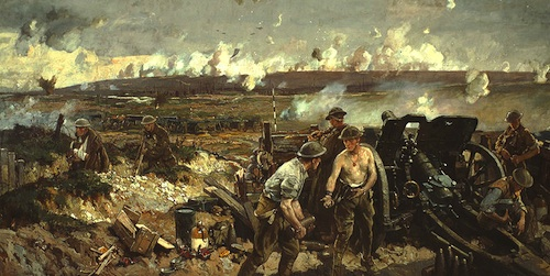World War I – Vimy Ridge