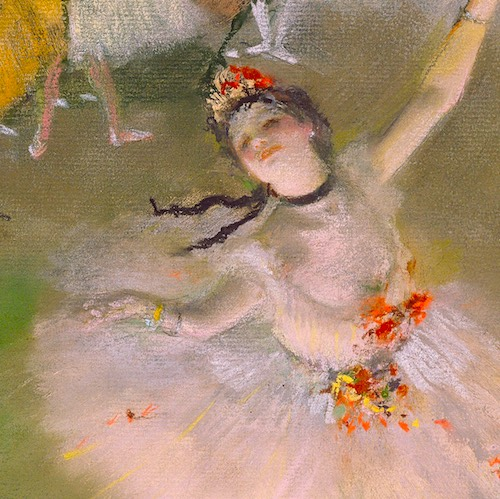 A Tribute to Degas