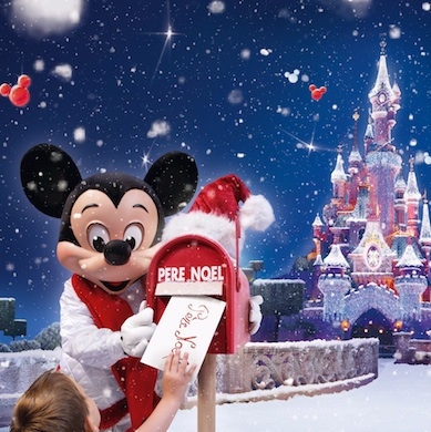 Christmas & New Year at Disneyland Paris
